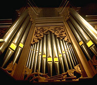 Organ Tour at Oberlin