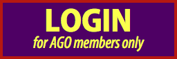 Login (for AGO members only)