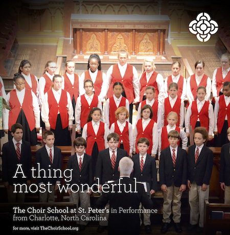 Touring Choir of St. Peter's, Charlotte
